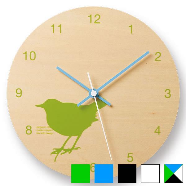 タカタレムノス lemnos 掛け時計 DOUBUTSU どうぶつ PC07-05 置き時計 時計 壁掛け 時計 動物 かわいい 人気 シンプル インテリア 北欧 おしゃれ 楽天 305252