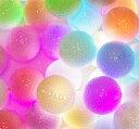 光るゴルフボール【マルチカラーLEDタイプ】色々光ります!