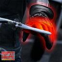 【3ヵ月製品保証付き】めちゃヒート 革手袋 ガントレット 電熱グローブ [M/L/XL/3サイズ][手袋/バッテリー/充電器/3点…