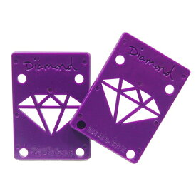 ダイヤモンド DIAMOND/ライザーパット PURPLE 3mm ライザーパッド