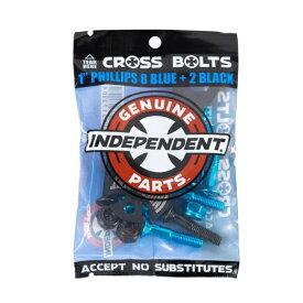 インディペンデント INDEPENDENT/1 PHILLIPS ( BLUE/BLACK ) ビス、ナット