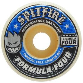 スピットファイア SPITFIRE/F4 99 DURO CONICAL FULL 53mm ウィール
