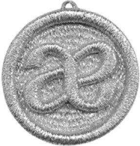 AFO MEDAL PENDANT / COIN TOP コイン メダル ペンダント トップ【シルバー / ゴールド / ブラック】 ヘッド  アクセサリー 【ゆうパケット便対象商品】