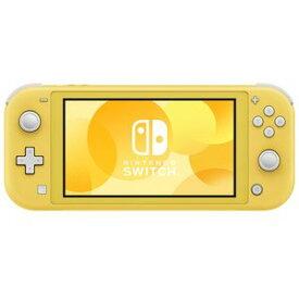 Nintendo Switch Lite イエロー 任天堂 本体 ニンテンドー スイッチライト HDHSYAZAA 新品