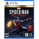新品 パッケージ版 Marvel's Spider-Man: Miles Morales Ultimate Edition-PS5