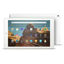 Amazon アマゾン Fire HD 10 ホワイト 10インチHDディスプレイ 32GB B07KD9HHM3 10.1型 /ストレージ:32GB /Wi-Fiモデル