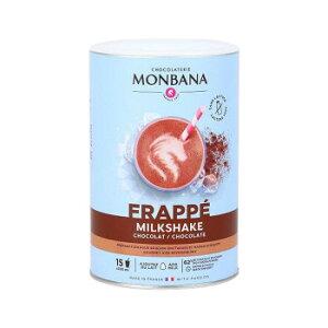 【同梱不可】 MONBANA フランス産 フラッペパウダー チョコレート 1ケース(1kg×6)