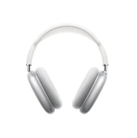 AirPods Max silver - シルバー ヘッドホン apple エアポッズ