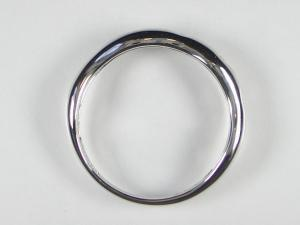 K18WGダイヤリング10P07Feb16【楽ギフ_包装】