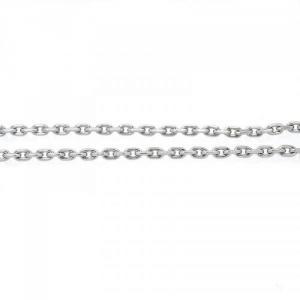 ステンレス チェーン アズキ 4面 [幅1.8mmタイプ]【即納】10P18Jun16【楽ギフ_包装】