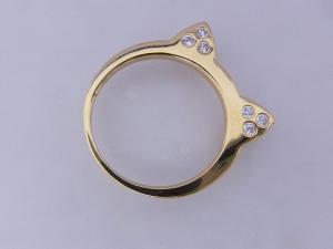 【mimiring】ミミリングプレミアム(10KYG×ダイヤモンド)【10P12Jul14】【楽ギフ_包装】