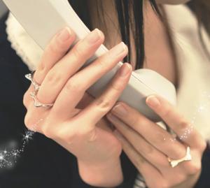 【mimiring】ミミリングプレミアム(18KPG×ダイヤモンド)10P07Feb16【楽ギフ_包装】