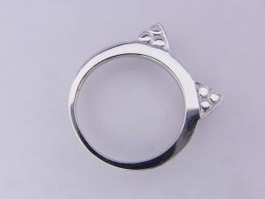 【mimiring】ミミリングプレミアム(18KWG×ダイヤモンド)【10P12Jul14】【楽ギフ_包装】