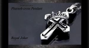ロイヤルジョーカー Royal Joker ファラオクロス(pharaoh cross)ペンダント10P03Dec16【楽ギフ_包装】
