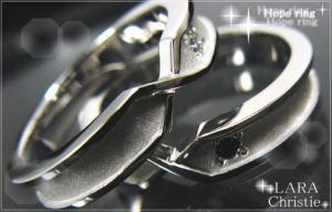 ララクリスティー LARA Christie ホープ ペアリング 【送料無料】【即納】【ペアジュエリー】【ペアアクセサリー】【プレゼントに最適】10P03Dec16【楽ギフ_包装】