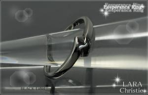ララクリスティー LARA Christie エスペランサ リング [ BLACK Label ブラックレーベル] 【送料無料】【即納】【2012年秋冬モデル】【プレゼントに最適】10P18Jun16【楽ギフ_包装】