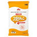 【とろみ剤】 森永乳業 つるりんこQuickly(クイックリー)2kg 顆粒 混ぜるだけのとろみ剤 ユニバーサルデザインフー…