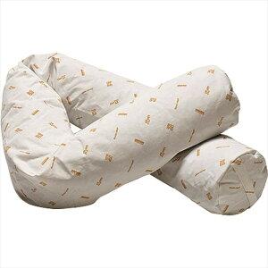 ケープ スネーククッション ポジショニングクッション 体位保持 温水洗浄 乾燥機OK 30度側臥位キープ