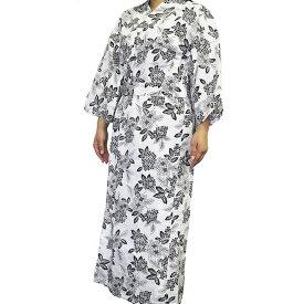 川本産業 CHネマキプリント 婦人 L 女性用 介護用 パジャマ