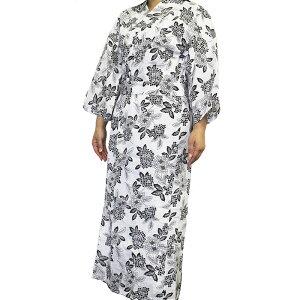 川本産業 CHネマキプリント 婦人 LL 女性用 介護用 パジャマ