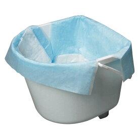 豊通オールライフ ポータブルトイレ専用排泄物処理袋 Pee Pack II (ピーパック2) 20枚入り 44cm×43cm 介護用品 大人のおむつ 大人のオムツ