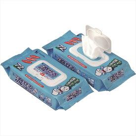 近澤製紙所 流せる介護ウェット 72枚入 WP72F トイレに流せるからだふき