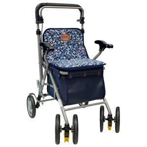 島製作所 パレード 買い物かご載せ可能 スリムなシルバーカー 手押し車 シルバーカー 手押し車 高齢者 老人 シルバーカート おしゃれ