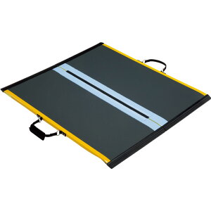 【メーカー直送】 ダンロップホームプロダクツ ダンスロープゴー 2つ折り S-70G2 スロープ 車椅子 台車 段差 玄関