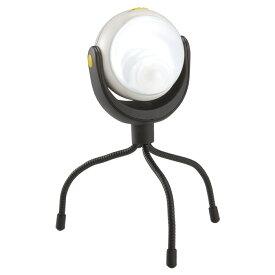 ムサシ LED どこでも センサー ライト ASL-090 乾電池式 屋内外仕様(防雨)