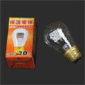 ☆アサヒ ミニヒヨコ保温電球 E26口金 30W