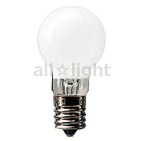 パナソニック ミニクリプトン電球 ホワイト 40形(40W形) E17口金 PSタイプ 集合包装商品 [25個入り] LDS110V36WWK25K