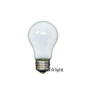 ☆アサヒ 一般球(一般電球) ホワイト 100V 60W形 E26口金 LW100V-57W/55