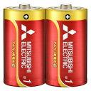 ☆三菱 アルカリ乾電池G アルカリ単1電池 [2個入り] LR20GD2S