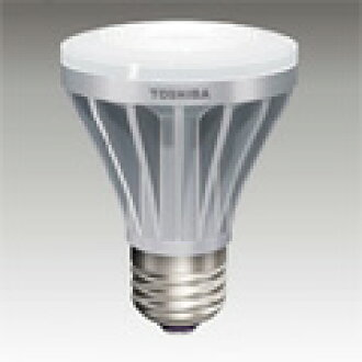 ☆TOSHIBA E-CORE LED bulb midget Leffe form 6.4W lunch white E26 clasp Leffe lamp midget 60W form equivalency 425lm    LDR6NW