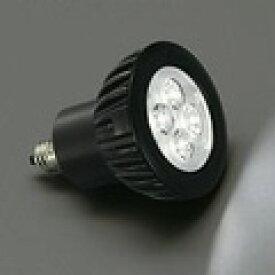 ☆DAIKO ダイクロハロゲン電球形 LED電球 φ50(50mm) DECO−S(デコエス) ダイクロハロゲン50W形相当 5.6W 20°(中角) 電球色2700K 全光束340lm E11口金 本体色黒色(ブラック) 専用調光器対応  LZA90682