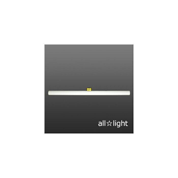 ☆OSRAM LEDリネストラランプ(LEDinestra ADVANCE) 直管形 片口金タイプ 60W相当 ホワイト形 S14d口金 LEDINESTRA7.5W820100VFRS14d