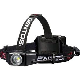 GENTOS Gシリーズ ヘッドライト 充電式LEDヘッドライト 高輝度チップタイプ白色LED 耐塵・耐水仕様(IP66準拠) 500lm ACアダプター・専用充電池付き GH003RG
