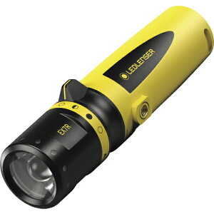 LEDLENSER フラッシュライト EXシリーズ Ledlenser EX7R IP68 防爆・防水・防塵仕様 220lm 専用充電池付き 502101