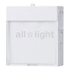 パナソニック アドバンスシリーズ配線器具 明るさセンサ付ハンディホーム保安灯 LED:電球色/白色 ナイトライト機能付 セラミックホワイト WTF4088CWK