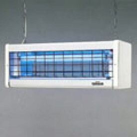 東芝 トスキラー 電撃殺虫器 屋内用 FL20W×2灯 電子スターター式 低力率 ライトグレー TEK20201SL17