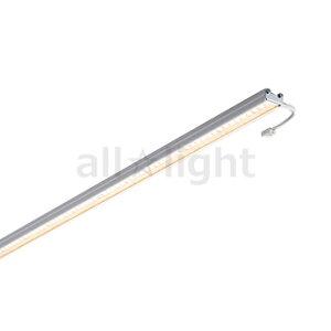 DNライティング LEDモジュール MC-LED3Y 電源装置別売 薄型 透明カバータイプ 本体寸法1512mm 温白色(3500K) 高演色型(Ra96) MCLED3Y1512HWWMG ※受注生産品