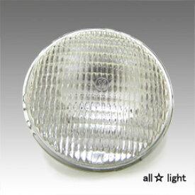 ☆GE PAR LAMP 水中照明用 PAR56 12V 300W ネジ付端子 300PAR56WFL(93072766)