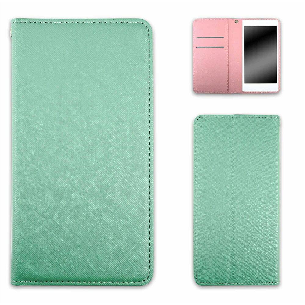 HTC U12+ ケース 手帳 スマホケース 手帳型 携帯ケース 携帯カバー マグネット ベルトなしタイプ オーダー ベルトなし 2トーン AM_OD_LL