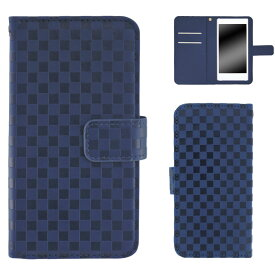 Huawei Mate 10 Pro BLA-L29 ケース スマホケース ファーウェイ メイト テン プロ 手帳型 市松模様 手帳型 ストラップ マグネット ベルト付き カバー オーダー 市松柄 AM_OD_LL