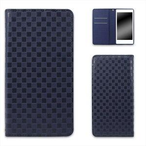 AQUOS PHONE Xx mini 303SH ケース スマホケース アクオス フォン ダブルエックス ミニ 手帳型ベルトなしタイプ ベロなし マグネット ストラップ オーダー ベルトなし 市松柄 AM_OD_S