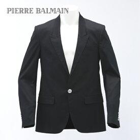 [ピエールバルマン]PIERRE BALMAIN ジャケット(ブラック) PB-201 【ピエールバルマンジャケット メンズ バレンタイン クリスマス プレゼント】【あす楽対応_関東】