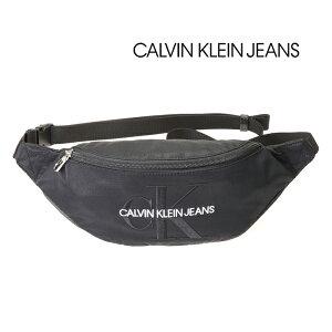 2020春夏モデル[カルバンクラインジーンズ]CALVIN KLEIN JEANS ボディバッグ (ブラック)CK-342 【ウエストバッグ ショルダーバッグ ウエストポーチ レディース メンズ ロゴ】【あす楽対応_関東】