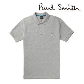 2020春夏モデル[ポールスミス]PAUL SMITH ポロシャツ(グレー) PS-668 【半袖 メンズ クールビズ ゼブラ プレゼント父の日バレンタインクリスマス】【あす楽対応_関東】