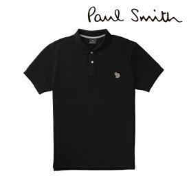 2020春夏モデル[ポールスミス]PAUL SMITH ポロシャツ(ブラック) PS-669 【半袖 メンズ クールビズ ゼブラ プレゼント父の日バレンタインクリスマス】【あす楽対応_関東】