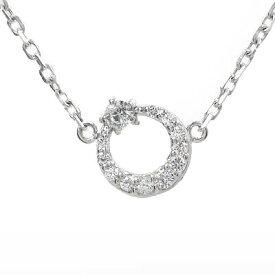 月 プラチナ ブレスレット ダイヤモンド ブレス 流れ星 レディース メンズ ユニセックス 誕生日 2019 記念日 贈り物 プレゼント ギフト La lune ラリューン父の日 送料無料
